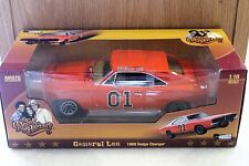 ERTL AUTO WORLD Dukes of Hazzard GENERAL LEE 1/18 Silver Screen Machines ~RARE~