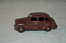 Dinky Toys 152 Austin Devon in maroon in good plus all orginal condition