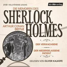 Die Memoiren des Sherlock Holmes. Verwachsene & niedergelassene Patient//Kalkofe