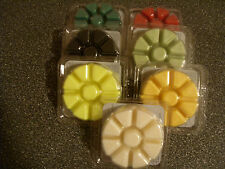 Partylite 1 box WILD LEMONGRASS SCENT PLUS  Aroma Melts NIB