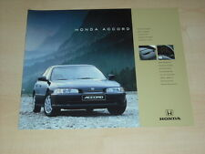 46078) Honda Accord Prospekt 05/1994