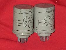 Chicago SK5235 Tube Amplifier Preamp Relay [Pair]