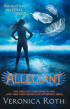 Allegiant (Divergent, Book 3) By Veronica Roth