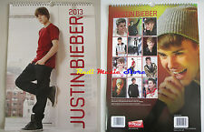 CALENDARIO 2013 JUSTIN BIEBER  cd dvd lp mc tour live