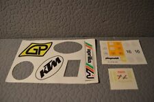 7668 playmobil vel sticker aufkleber racing