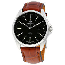 Glycine Combat 6 Automatic Black Dial Mens Watch 3890.19.M.LBK7H