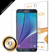 3x Anti-Glare Matte Screen Protector Cover Guard for Samsung Galaxy Note 5