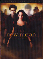 The Twilight Saga: New Moon DVD (Ultimate Fan Edition with Lenticular slipcover)