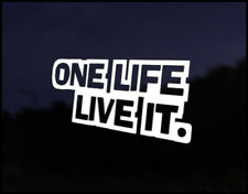 One Life Land Rover 90 110 Freelander Discovery 4x4 Sticker Vinyl Decal