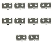 10pcs HOME FLEX BRACKET METAL COVER PLATE CLIP HOLDER PART for IPHONE 5S