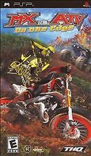 MX vs. ATV: On the Edge (Sony PSP, 2006) VERY GOOD