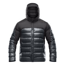 ADIDAS PORSCHE DESIGN BLACK SPORT WINTER LIGHT DOWN JACKET PADDED COAT SIZE L