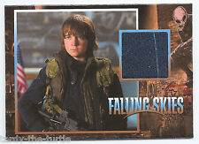 Falling Skies Season 1 Trading Chase Card  Wardrobe CC9 Serial Number 291 of 350