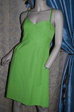 NWOT NANETTE LEPORE LIME GREEN DRESS size 10