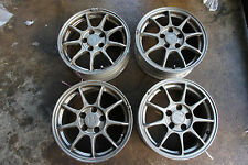 "JDM 16"" Honda Accord euro R torneo CL1 OEM wheels rims stock 5 X 114.3 dc2"