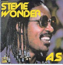 45 T SP STEVIE WONDER *AS* & *CONTUSION*