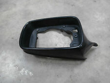 BMW 3 SERIES E46 CONVERTIBLE/COUPE  NEARSIDE PLASTIC MIRROR CASE- SAPPHIRE BLACK