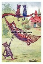 rp15085 - Louis Wain Cats - Little Mischief - photo 6x4