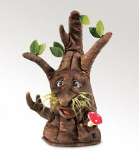 ENCHANTED TREE Puppet # 2950 ~ WOW! ~ FREE SHIPPPING/USA ~ Folkmanis Puppets