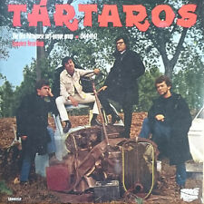 Os Tártaros ‎– The First Portuguese Surf Garage Band - 1964-1967 LP Groovie