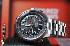 CITIZEN ECO-DRIVE  CB0149-53E RED ARROWS LIMITED  TITANIUM SAPPHIRE!  (23)
