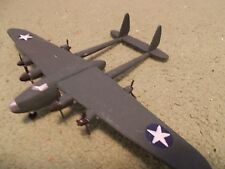 Built 1/200: MARTIN XB-16A FLYING WHALE Prototype Bomber Aircraft