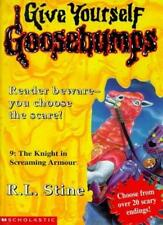 The Knight in Screaming Armour (Give Yourself Goosebumps) By R. L. Stine