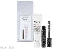 fresh EYES Lash Loving DUO - Super Nova Mascara & Soy Face Cleanser Kit
