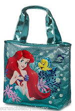 Disney Store Ariel Swim Tote Bag The Little Mermaid New 2015