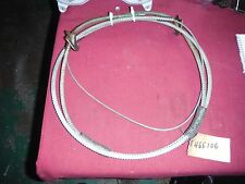 1955-56 Packard Clipper Rear Brake Cable 465106 NOS