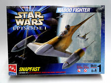 AMT® 30117 Naboo Starfighter Star Wars NEU NEW OVP SEALED