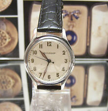 SWISS VINTAGE JAEGER LECOULTRE RARE 40'S MILITARY STYLE WATCH CAL P478/A