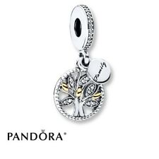 Brand New Genuine Pandora Family Heritage Tree Dangle Charm 791728CZ