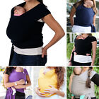 Infant Newborn Baby Ring Sling Pouch Carrier Wrap Special Link For Multi-Colors