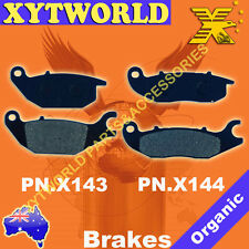 FRONT REAR Brake Pads for Honda CBR 150 R 2000-2003