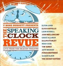T-Bone Burnett Presents The Speaking Clock Revue: Live From The Beac . EXLIBRARY