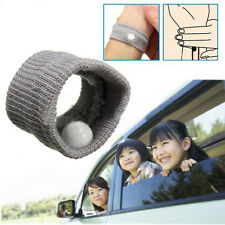1PC Useful Travel Car Sea Van Plane Wrist Band Anti Nausea Car Sea Sick Sickness
