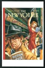 Owen Smith -Copertina per The New Yorker del 1995 - cartolina moderna