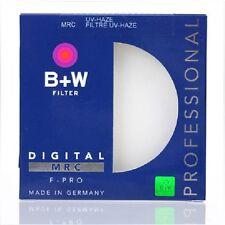 B+W 55mm 55 UV Haze BRASS MRC 010M F-PRO Filter #70216