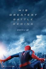 Amazing Spider-man 2 - original DS movie poster - D/S 27x40 Spiderman Adv