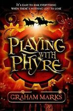 Graham Marks Playing with Phyre Very Good Book