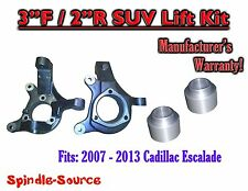 "2007 - 2013 Cadillac Escalade 2WD 3"" / 2""  Spindle + Rear Spacer Lift Kit"