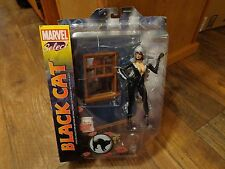"2012 DIAMOND SELECT / MARVEL SELECT--7"" BLACK CAT FIGURE (NEW)"