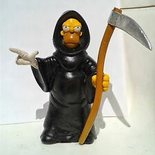 homer simpson Treehouse of Horror parody Grim Reaper mexican  toy resin