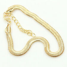 Women Gold Chain Ankle Bracelet Anklet Barefoot Beach Jewelry