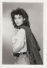 EMMANUELLE - SHOW JACKY. PHOTO INTERPRESS - Format 12,7 x 17,7 centimètres. 1986