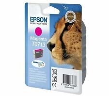 EPSON Original Ink Cartridge Magenta T0713 Part Of T0715 For DX4000 D92 Printers