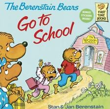The Berenstain Bears Go to School by Jan Berenstain and Stan Berenstain...