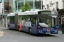 NOTTINGHAM CITY TRANSPORT / South Notts No.702 Nottingham 2011 Bus Photo