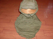 U.S MILITARY ISSUE COLD WEATHER BALACLAVA HOOD OD GREEN ECW NEW